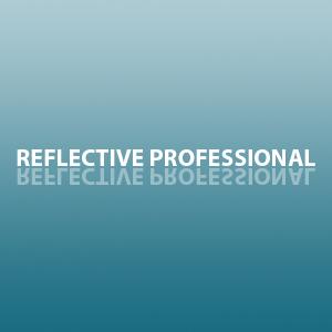 Reflective Professional logo.